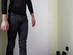 my leather pants