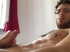 Morning Cumshot (Sexy Austrian Guy)