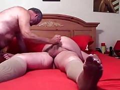Two men fucking