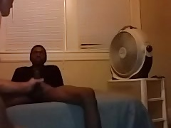 Sucking another black dick Part 1
