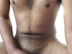 Hairy Uncut Indian