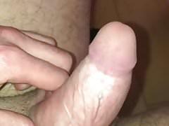 Big french cock cum