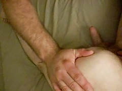 daddy rimming and fucking