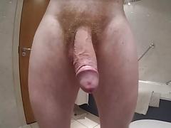 Huge Cock close up