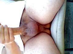 Pierced Masturbation