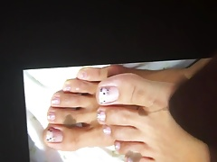 My Tribute to these Perfect Feet