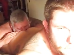 Bear Eating Some Cub Ass