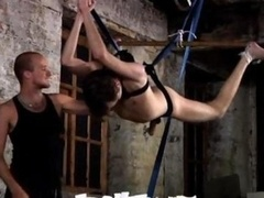 Twink Steven Earlier Penis Played While Hanging
