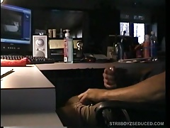 Straight Boy Zack Cums On His Undies