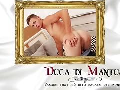 DucaDiMantua - SEX IN THE LIBRARY, Antoine Mallet fucked