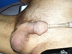 2 Desperation Drink My Piss Through A Clear Rubber Pee Hose