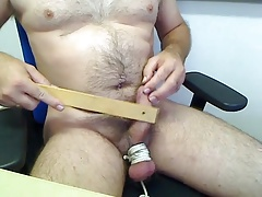 2017-10-16 Fun with nipple and dicklet torture.wmv