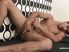 Young Latino Fabio Beats His Meat