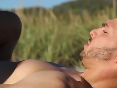 homosexual - messy collision On The Beach.
