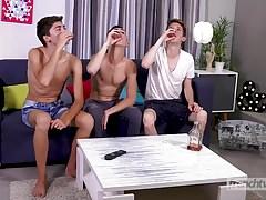 Strip Game with Matteo Lavigne, Abel Lacourt & Ryan Marchal