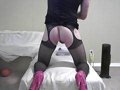 Naughty cock slut