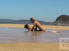 Beach KalebSutra