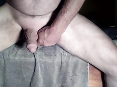 Playing with my toys double penetration part 2