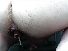 Three anal gape videos