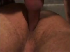 Bareback threesome muscle studs bathhouse