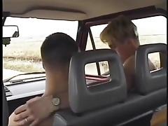 Blowjob in my Car