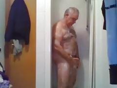 grandpa shower