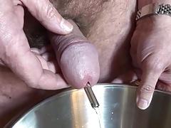 peeing through my peehole screw