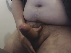 New Thick cum