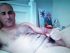 handsome daddy on cam