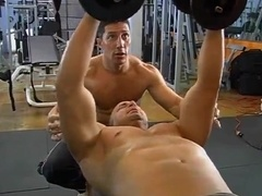 Heavy Lifting With Hot and Brawny Guys