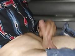Me masturbating with cum