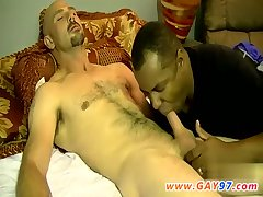 His First Gay Ass - Bareback
