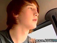 Sexy teen trio in a car