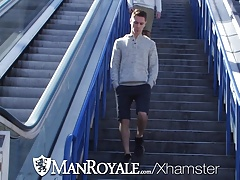 ManRoyale - Zak Bishop & Ryan Pitt meet up to fuck
