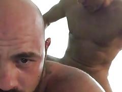 Fuck that bearded bottom