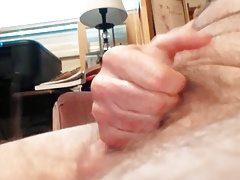 Masturbating to sexy high arched feet
