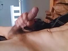 Bigcock keeps on cumming