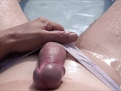 Massage Pool String