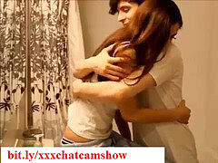 bro tempts his sleepy sis while sleeping in bedroom taboo