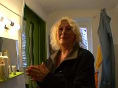French mature prostitute Kate in Paris two