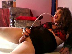 kornelia transvestite hooker self facial compilation