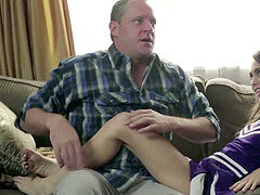 Riley Reid fucking Her Step daddy