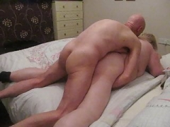 angelina real bbw wife , getting fucked