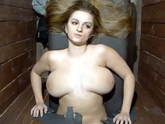 Big Jugs for Amateurs in Glory Hole Room