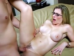 Eager mom Blackmail