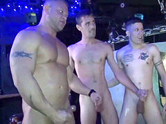 group hookup party