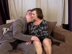 Obese booty mature lady got fucked hard