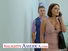 super-naughty America - Krissy Lynn will do anything to stop her son's hellion