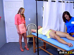 Brazzers - physician Adventures - Kelsi Monroe and Sean Lawless