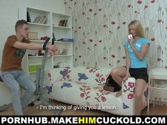 Make Him Cuckold - Cheating was a bad idea